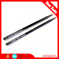 hot sale drum sticks colored 7a wooden drumstick