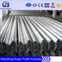 Cold rolled residential guardrail roadway plate