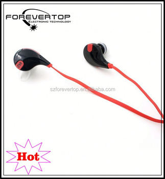 Different color to choose wireless bluetooth earphone for sport
