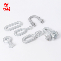 WS Types of malleable iron line hardware / Ball eye / Sokcet clevis
