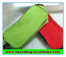 polyester promotional travel sports 600D shoes bags