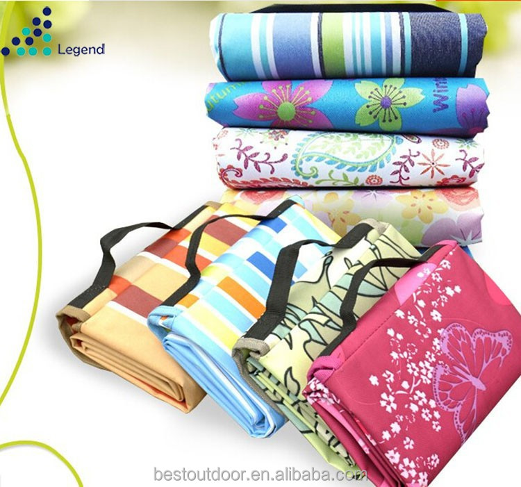 folding picnic mat foldable picnic mat waterproof disposable picnic blanket