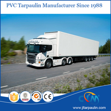pvc polyester tarpaulin for truck plastic cover