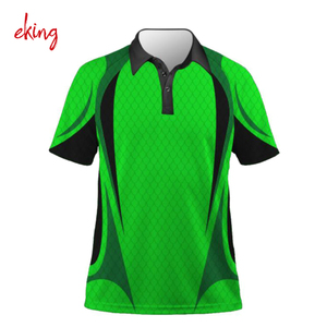 Custom sportswear Sublimation new design cricket jerseys design
