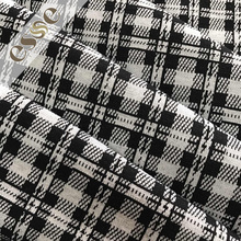 New arrival poly knitted jacquard fabric 155cm width 225 GSM