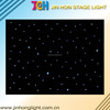 Twinkle star Curtain Light / White LED Star Cloth / DMX wedding decoration backdrops