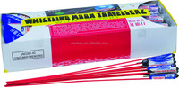 0445 WHISTLING MOON TRAVELLERS WITH REPORT Rocket consumer Fireworks for sale