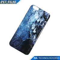 Desmopan soft TPU mobile phone case with the stone pattern