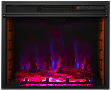 3 color flame good quality home fake flame electric fireplace 2kw two heater