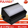 motion sensor LED Wall pack light DLC listed 70W wash flood light Cree 2700K-6500K Meanwell driver