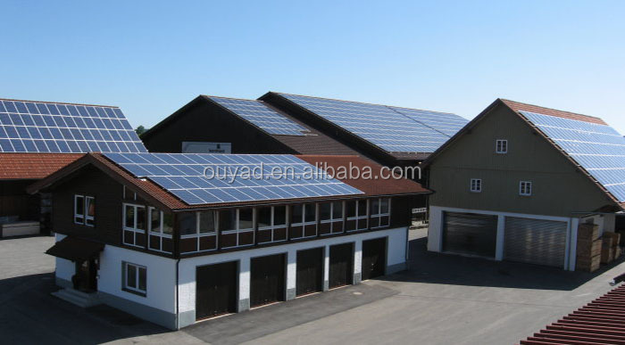 10KVA solar system Modules 10kw photovoltaic power generation PV system