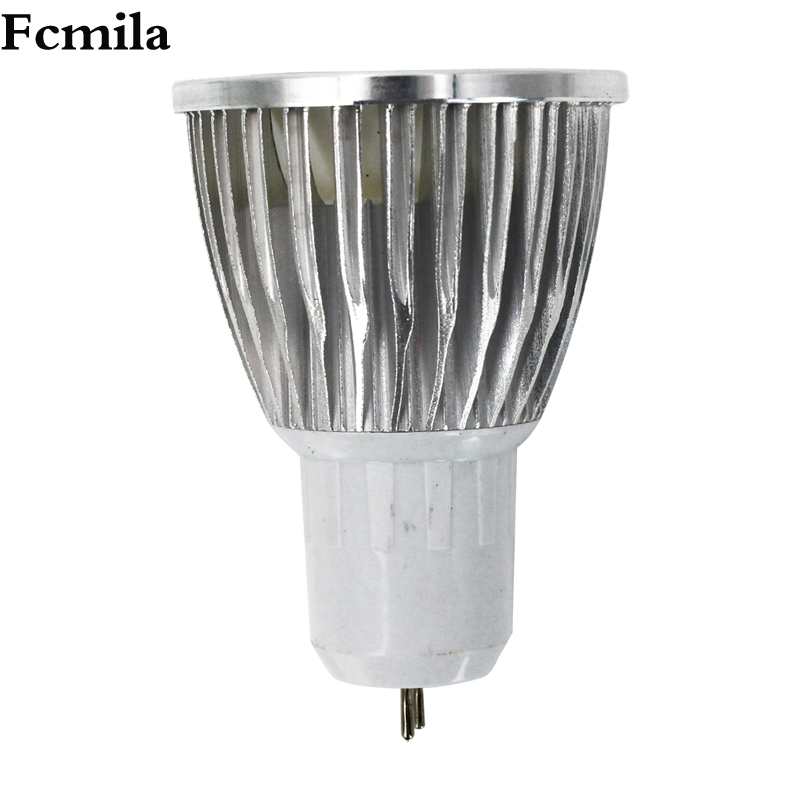 Dimmable Led Lamp E27/GU10/MR16/E14/GU5.3/B22/E12 Par20 3X3W 9W Spotlight 85V-265V Led Light Led Bulbs with good quality