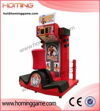 electronic boxing game machine / boxing machine / redemption game machine for sales / ticket out