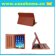 High quality exclusive design for ipad air 2 case , stand book case for iPad air 2 leather case