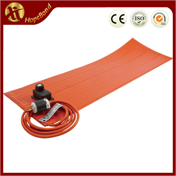Flexible silicone heating jacket 1000w
