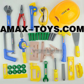 ht-1084201B children toys tool Children pretend toys emulational maintenance tool kit 43pcs