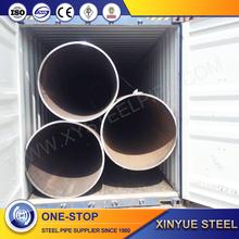 22 inch, 28 inch astm a570 grade 36 steel pile pipe