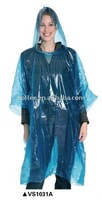 women transparent waterproof rain wear