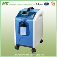 13. MIC electric medical oxygen concentrator for home health care CE certified China manufacturer supply
