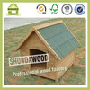 SDD04S unique outdoor wooden dog house