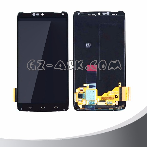 Black lcd screen for motorola xt1225 Droid Turbo xt1254 display and touch screen digitizer full set
