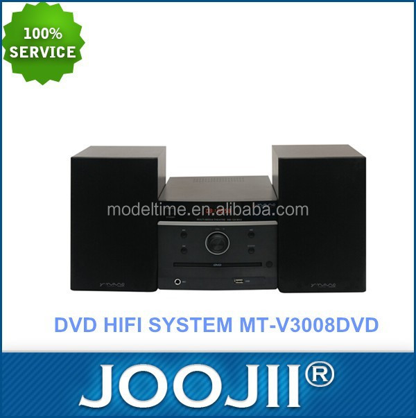 Cheap Micro HIFI System with built in 2.0channel