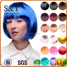 Wholesale Carnival Moden Bobo sytle wig for carnival party
