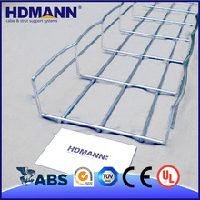 Best Selling Custom OEM Support Cable Tray Hanging Metal Mesh Wire Duct