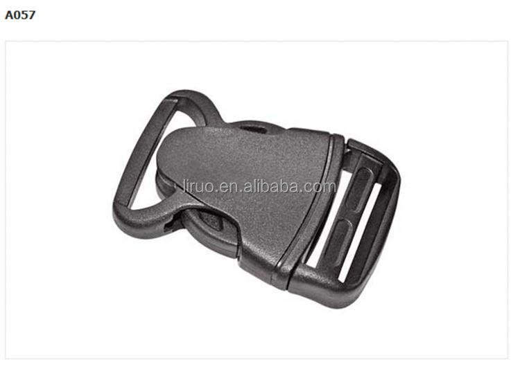 Main product high safety packaging bag plastic buckles