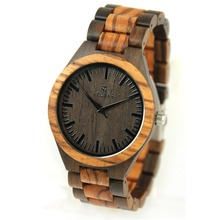 Brand Your Own Logo 2017 New Trendy Wood Watch