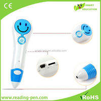 The 2016 latest Learn english pen for children talking pen educational tools, Audio books reading pen