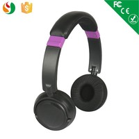 super bass enjoyable DJ headphone headset for mobile phone, mp3 and PC