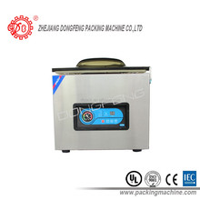 2016 Forming sealing sea food meat packaging DZ-400B vacuum packing machine