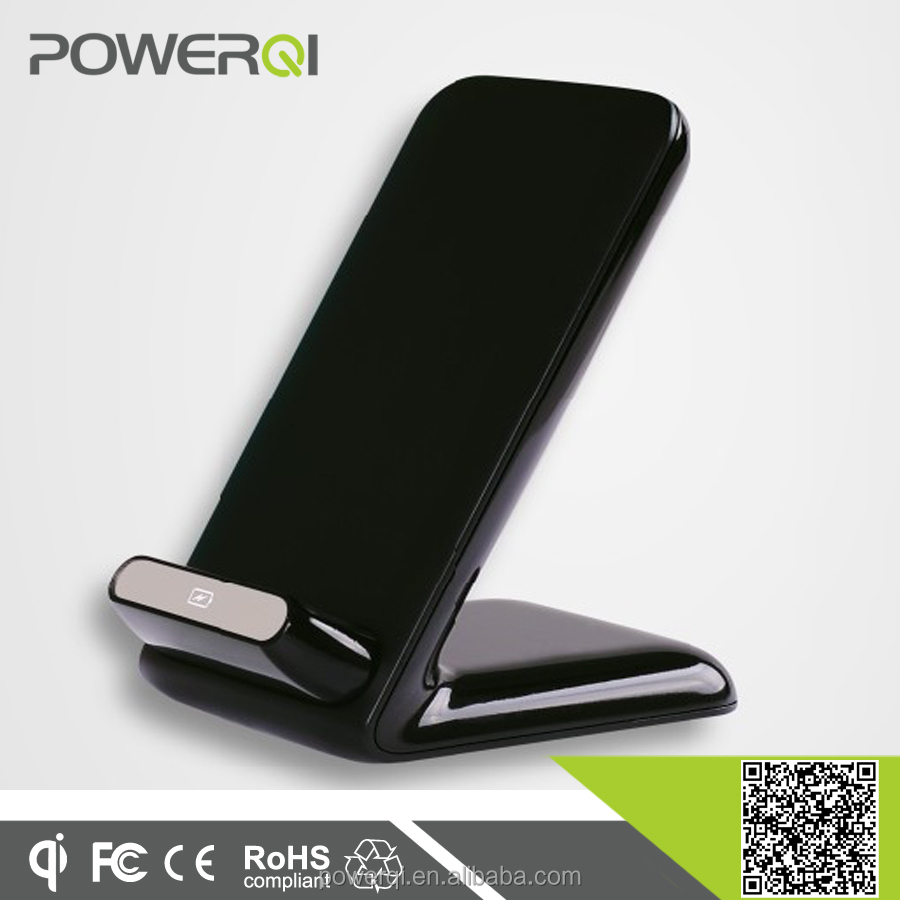 Powerqi factory mobile accessories,for LG G3,Blackberry Z10,Nokia 920 wireless charging stand