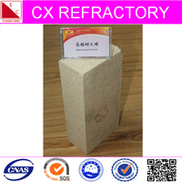 High alumina brick refractory fire brick for cement kiln