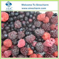 Sinocharm Delicious IQF Mixed Fruits