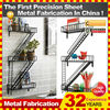 Freestanding home-style decorative modern display rack with 32-year experience