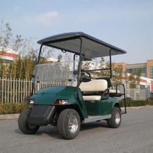 Multi-Function 2 Seater Electric Cargo Golf Car