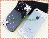 Wholesale diamond plastic hard back case cover for iphone5