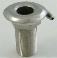 Stainless steel marine hardware thru hull
