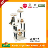 Sale!! White and Black Cats Houses For Outdoor