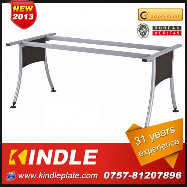 Kindle New customized galvanized wrought iron tables in Guangdong ISO9001:2008