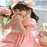 Kids Baby Girls Toddler Chiffon Flower Headband Hairband Head Wear Hair Band Accessories AHB1015