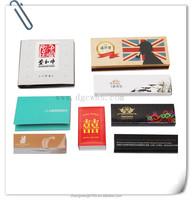 custom small safety match box