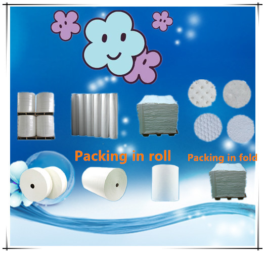 absorbent paper SAP Sheet for baby diaper and sanitary napkin