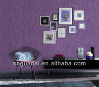 New design high quality non woven wallpaper/home decorative wall coating decoration wall stick paper