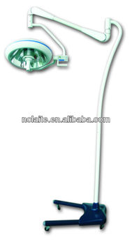 Stand type one head LED medcial operating shadowless light for dental