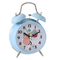 2016 Children's clock in Guangzhou kids carton alarm clock birthday gifts for guests