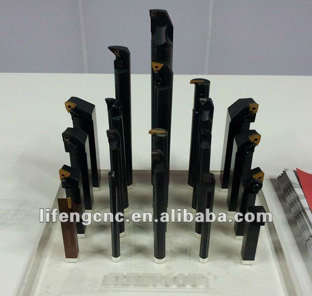 indexable carbide turning tools