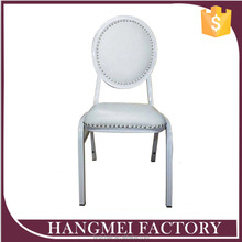 Five star hotel nailhead Banquet chair